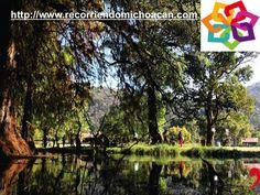"""MICHOACÁN MÁGICO te comenta sobre la belleza natural que ofrece el pueblo mágico de Tacámbaro, cuenta con lugares como la laguna La Magdalena, La Alberca, que es un cráter volcánico lleno de agua. El Parque Recreativo Ecológico """"Cerro Hueco"""", y caídas de agua como la de Santa Rosa y Santa Paula, ¡no olvides tu cámara!. BEST WESTERN MORELIA http://www.bestwestern.com.mx/best-western-plus-gran-hotel-morelia/"""