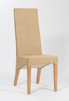 Stuhl Boston Esszimmerstuhl Loom-Geflecht in natur EINZELSTÜCK Outdoor Chairs, Outdoor Furniture, Outdoor Decor, Boston, Accent Chairs, Home Decor, Modern Interiors, Chair, Nature