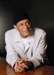 Foto del vocalista de Jazz, Soul y R&B Al Jarreau