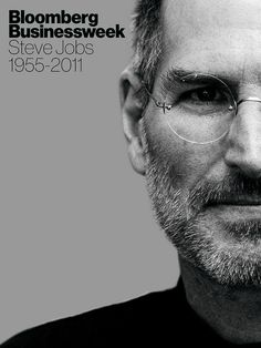 Bloomberg Businessweek - Steve Jobs tribute issue cover