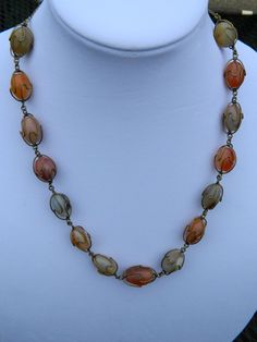 Vintage+Wire+wrapped+egg+shaped+Agate+&+by+QuirkyCrowsVintage,+$45.00