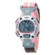 Whatever the sport, there is a sports watch suitable for supporting it. This page features a selection of sports watches for women.  Great gift...