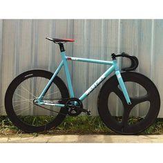 ixed gear bike @Silotype_Custom