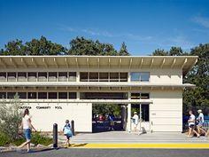Paulett Taggart Architects - Community - Calistoga Community Pool
