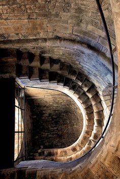 Porta Soprana - Genova, province of Genoa, Liguria region italy # GISSLER #interiordesign Abandoned Buildings, Abandoned Places, Old Buildings, Italia, Genoa Italy, Architecture Unique, Building Architecture, Pont, Famous Castles