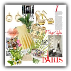 Spring Sunshine, created by jacque-reid on Polyvore