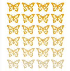 butterfly ombre printable-- Love!  Would make a wonderful applique project using Shades fabric by Clothworks!