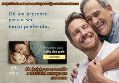 Conheça os Presentes para o Dia dos Pais NATURA Saiba mais, acesse >> http://rede.natura.net/espaco/ljpurocharmebauru/nossos-produtos/dia-dos-pais-15a?_requestid=3017797 Produtos imperdíveis, pagamento facilitado. Presentes a partir de R$ 47,70. Antecipe o presente do seu herói preferido.