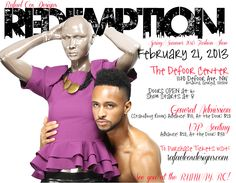 "The 10th Person to email us at info@cleanfreefun.com will win two free tickets to the Redemption Fashion Show.    To purchase your advance tickets for $10 please visit www.rafaelcoxdesigns.com    From the creative mind of fashion's hidden gem; Designer Extraordinaire Rafael Cox (Project Runway Season 9 Contestant) invites you to experience the unveiling of his Spring Summer 2013 Collection entitled, ""Redemption"". On Thursday, February 21st, 2013 at the luxurious DeFoor Center Atlanta at 6pm."