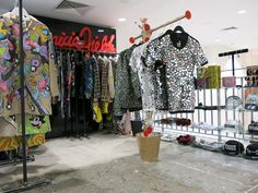 Patricia Field Brings a Downtown Vibe to Dover Street Market for the Holidays