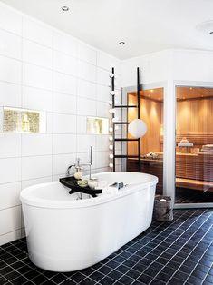 My dream bathroom Bathroom Spa, Bathroom Renos, Master Bathroom, Sauna Design, Deco Design, Cool Rooms, Beautiful Bathrooms, Bathroom Inspiration, Sweet Home