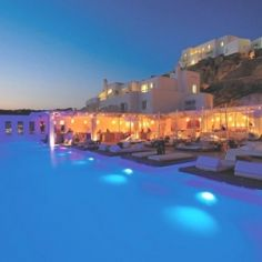 5 Star Boutique Hotel overlooking crystal clear waters of Greece.