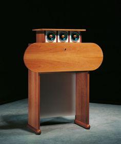 Ettore Sottsass, Barbarella cabinet for Poltronova, 1965