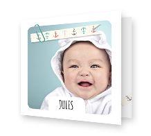 Faire-part de naissance | Enveloppes offertes
