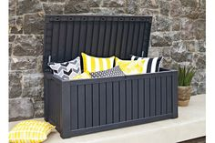 Rockwood Cushion Box