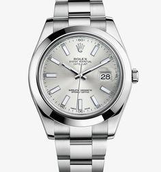 Rolex Datejust II Watch - Rolex Timeless Luxury Watches Plus