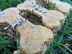 (wheat, gluten and dairy-free, vegan, vegetarian) sweet potato kale dog treat recipe