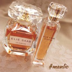 LIMITED EDITION: Elie Saab Eau de parfum Intense 50ml + Eau de parfum 10ml da borsetta €78 #manlio #fragrance #loveit #glam