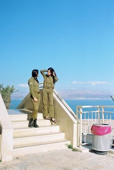 Photos from the Everyday Lives of Young Female Israeli Soldiers   VICE   United States