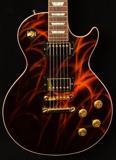 gibson custom shop - summer jam les paul
