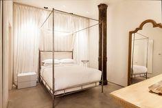 velas y un genial loft en New York!! En este post os traemos un genial espacio lleno de buenas ideas!!