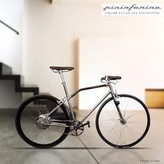 pininfarina bike in situ with logo IIHIH