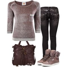 """Untitled #434"" by mzmamie on Polyvore"