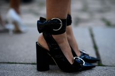 Street Style Stars Know: It's All About That Dior Shoe - -Wmag