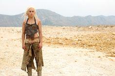 Daenarys Dothraki Outfit