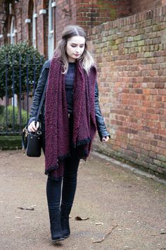 The Black Suede Boots | OOTD