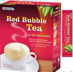About Edmark Red Bubble Tea Bubble Tea, Health Products, Bubbles, Website, Store, Red, Stuff To Buy, Larger, Shop