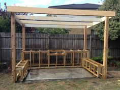 outside bbq area - Google Search