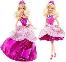 lina barbie escola de princesa