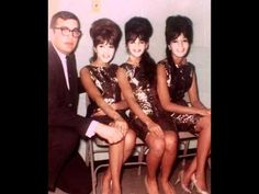 ronettes- keep on dancing