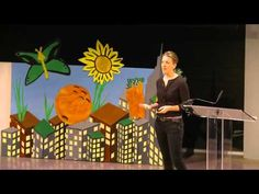 Watch The Video That Coca-Cola And McDonald's Hope You Never See-- Anna Lappe is an author and activist. Her TEDx talk will open your eyes about what the food industry gets away with.