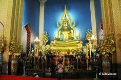 www.ludovico.be | bangkok | wat benjamabophut