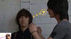 I keep wondering what #Jonghoon was saying that made #Hongki look at him that way