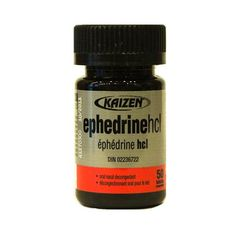 Hier gibt es unter anderem Ephedrin hcl von Kaizen. Ein sehr gutes Produkt.