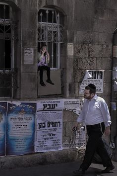 Daily Life in Orthodox Jerusalem | Flickr - Photo Sharing!