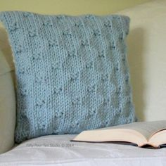 Looking for your next project? You're going to love The Perfect Present Pillow by designer 5410Studio. - via @Craftsy