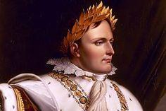 Napoleão Bonaparte. O grande Imperador francês.