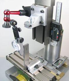 Eine Kleinfräsmaschine, oder Zerspanung auf dem Desktop