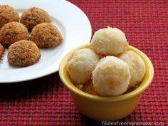 Coconut Macaroons - Gluten & Dairy Free