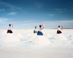 Scarlett Hooft Graafland has been traveling to Bolivia's Salar de Uyuni salt flats for more than a decade to take photographs. Continue reading →