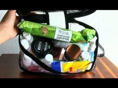 How to Pack a TSA Approved Toiletries Carry On Bag