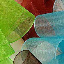 Shimmer Sheer Organza Ribbon