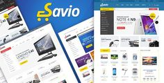 Overview   Savio is a Premium Responsive Magento theme with extremely customizable admin settings. Suitable for every type of store.    Great as a starting point for your custom projects.    Perf...