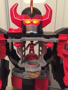 Imaginext Mighty Morphin Power Rangers giveaway