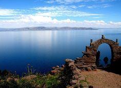 Titicaca lake, Peru  #Titicaca #Peru  https://www.facebook.com/Maladviagem http://maladviagem.blogspot.pt/