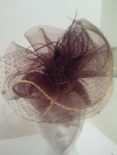 MILLINER: SIMPLE FASCINATION - Hat Classes | HAT ACADEMY | Millinery How To Hat